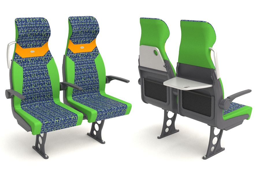Design-project of MANGOI seat