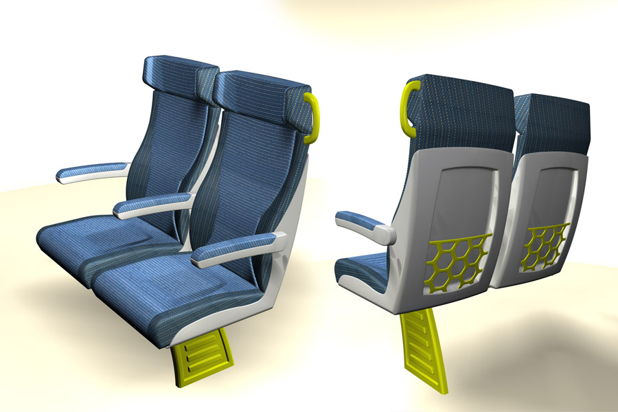 Design-project of seat